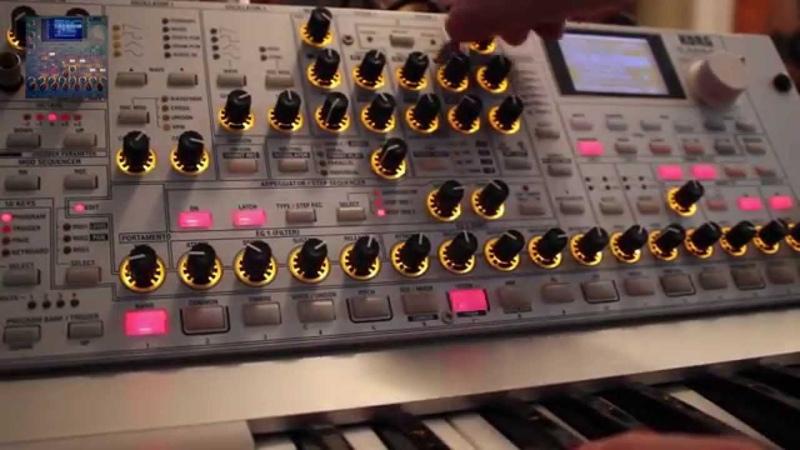 Korg Radias - 100 patches custom made (47 programs) - Alba Ecstasy