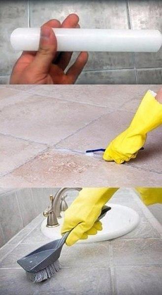 Простые и гениальные хитрости для уборки дома!