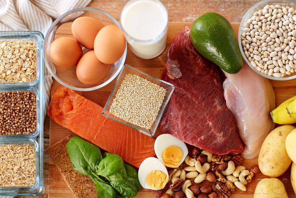 Какую есть рыбу при белковой диете