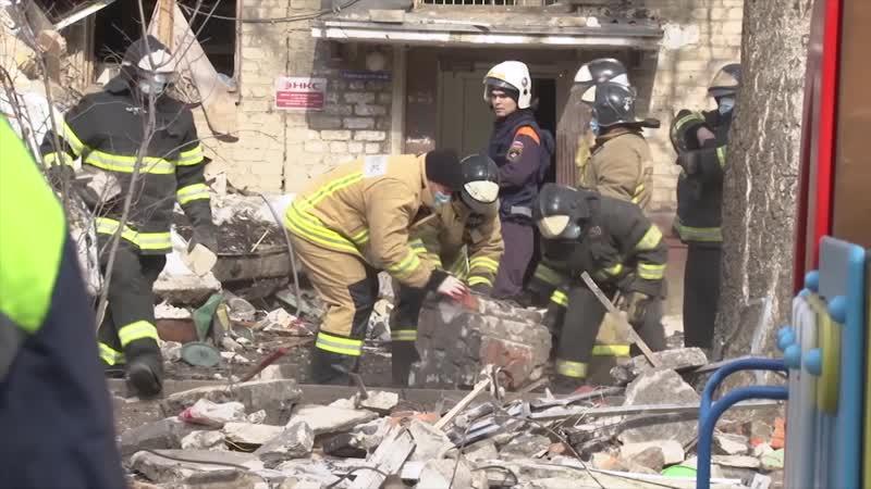 4 апреля на Гагарина 31 прогремел взрыв Алексей Самойлов был одним из первых пришедших на помощь