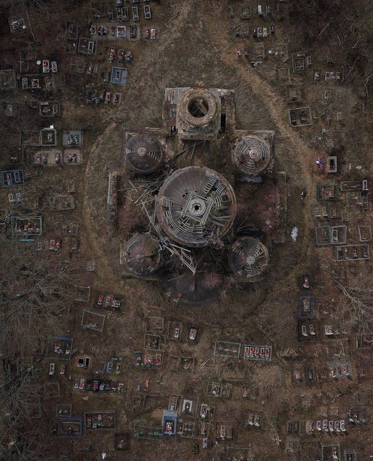 Заброшенные церкви Ярославской области от Ксении Савиной