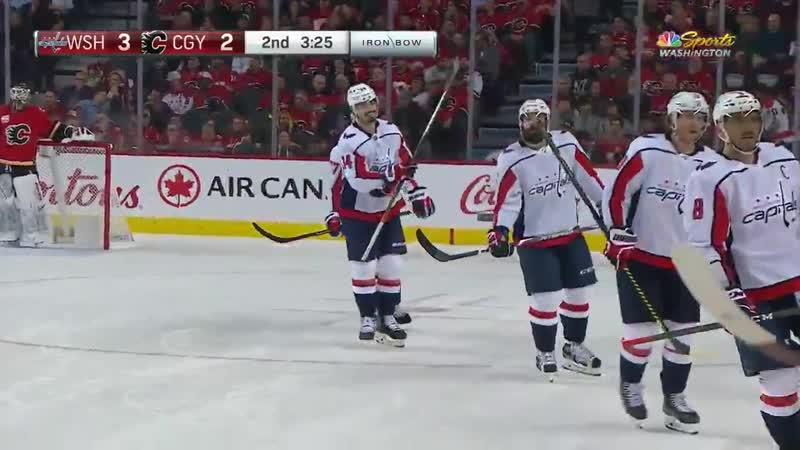 7 гол Овечкина в сезоне НХЛ