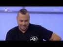 T.Ortel a A. Brichta v pořadu Instinkty Jaromíra Soukupa