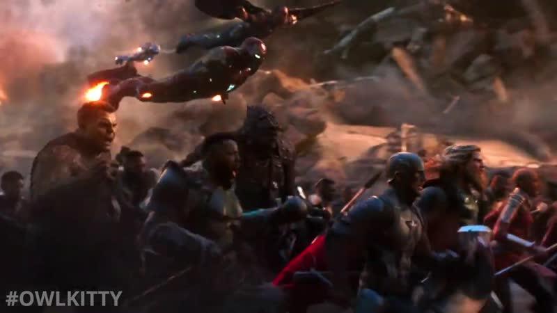 Настоящая концовка из Мстителей — Рамблер Новости