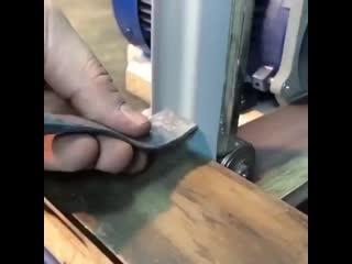 Столовые приборы из арматуры.mp4