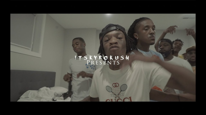 Donnie Pain Ft. Jroc Menace 2 Society (Official Video) Shot By | @KyroKush