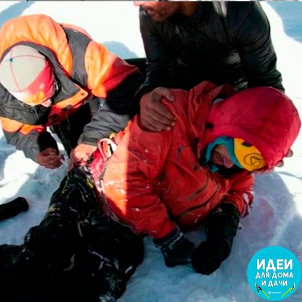 Невероятная история спасения альпиниста из России Александра Гукова, застрявшего в пакистанских горах В начале история чудесного спасения по-другому то, что произошло в горах Пакистана с