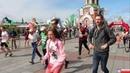 Общий старт участников на 5 10 и 21 1 км на XXXVII Йошкар Олинском полумарафоне в День города 2019