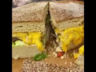 Бургер моеи мечты