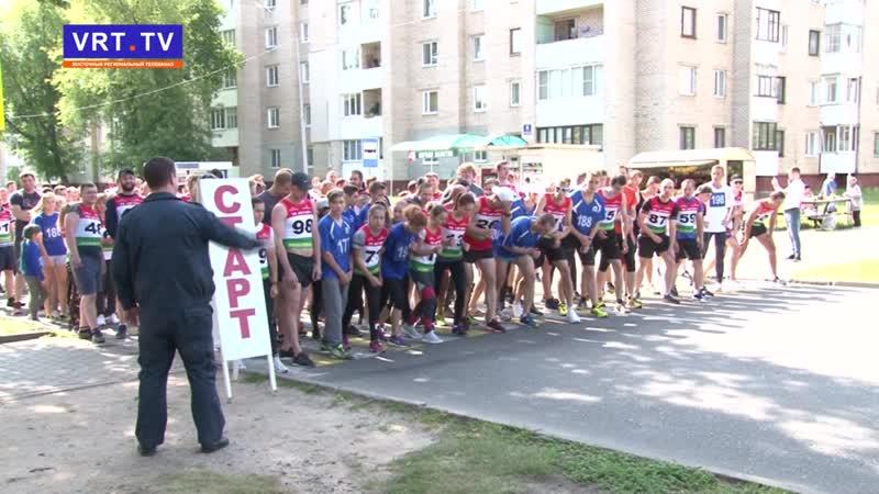 Поделились историей. Корреспонденты из города-побратима Новополоцка рассказали о памятном митинге.
