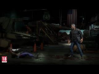 Терминатор в Mortal Kombat 11 Рифмы и Панчи