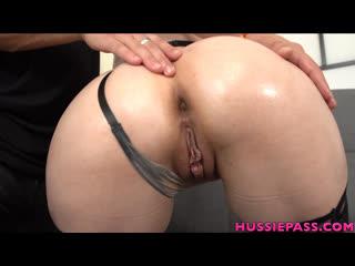 Casey Calvert Gets It Good and Hard - All Sex Anal Teen Oil Blow