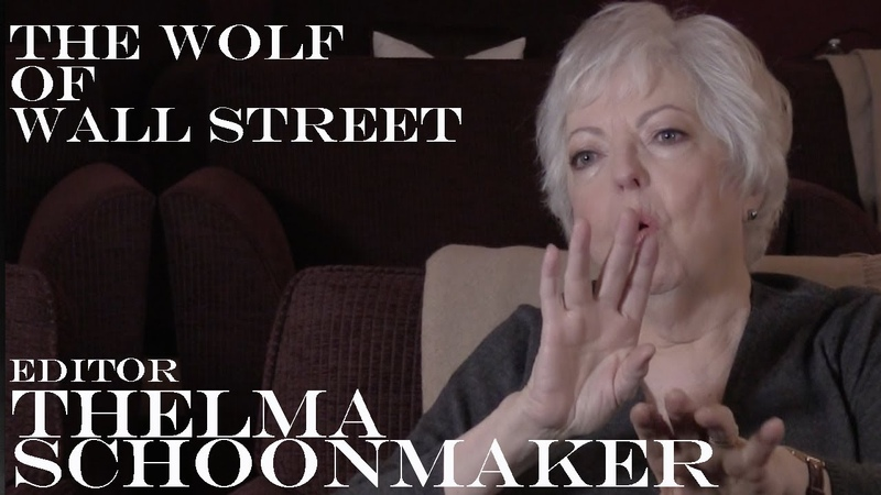 DP/30: Thelma Schoonmaker cut The Wolf of Wall Street
