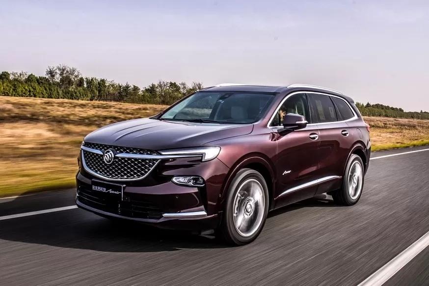 Другой Buick Enclave теперь роскошная версия