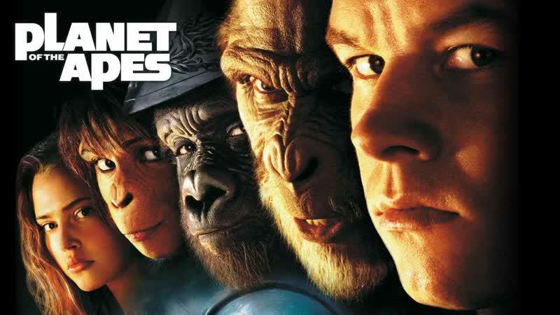 Планета обезьян Planet of the Apes 2001 12