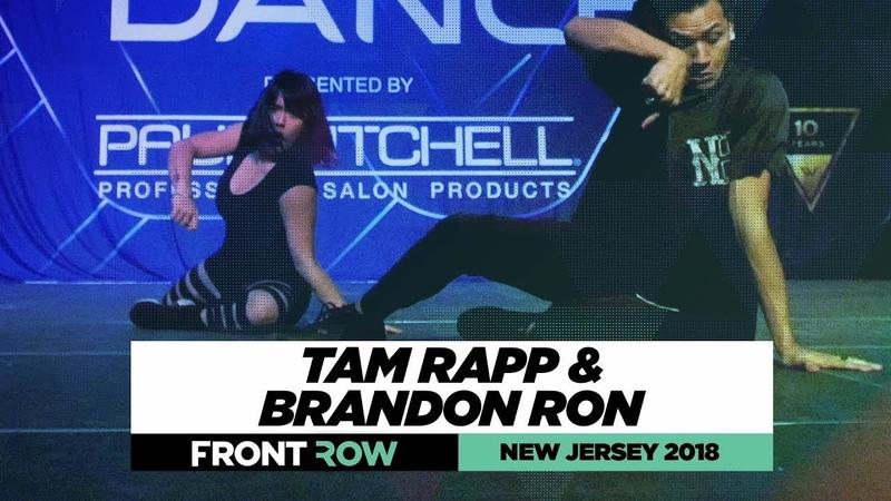 Tam Rapp Brandon Ron   FrontRow   World of Dance New Jersey 2018   WODNJ18