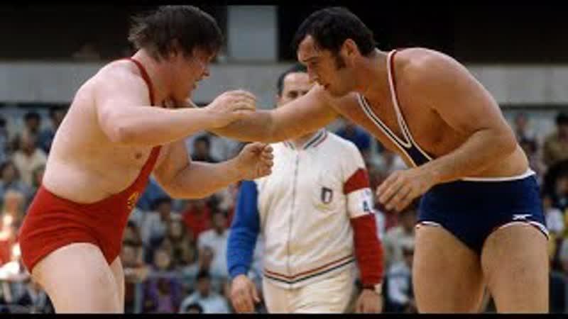 Кубок мира 1981 Толедо 125 кг Сослан Андиев USSR vs Джеймс Джексон USA