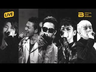 LIVE Трансляция Соло выступления участников BIGBANG #bigbang_live