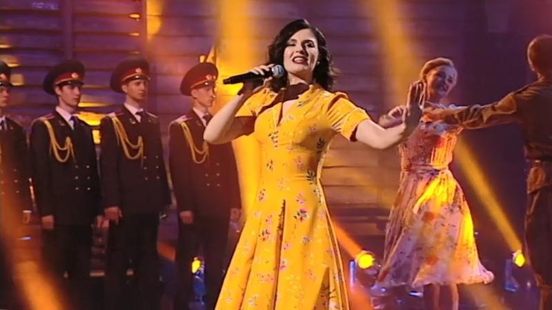 Мила Нитич и Образцовый хор - Смуглянка | Концерт «Победа. Одна на всех»