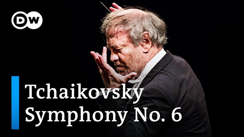 "Valery Gergiev conducts Tchaikovskys Symphony No. 6 ""Pathétique"" in B minor, op. 74"