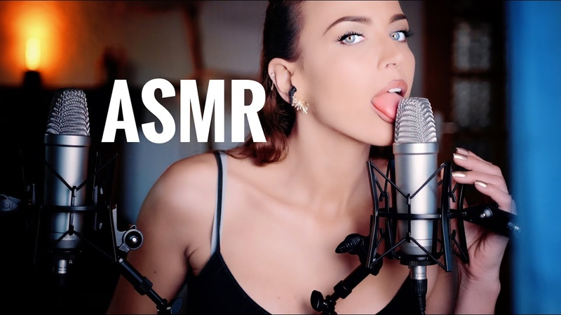 ASMR Gina Carla 👄👌🏼 Extreme Sensitive Mouth Sounds! NEW SETUP!!