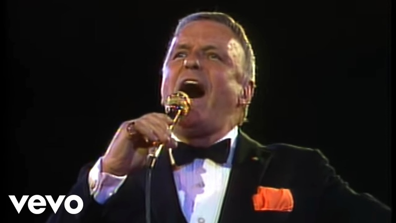 Frank Sinatra New York New York Official Live At Budokan Hall Tokyo 1985