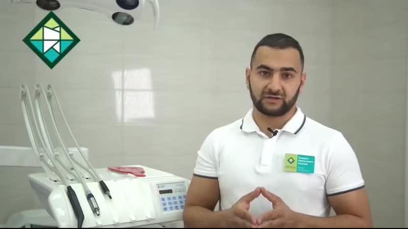 Имплантолог Азизов Камран Намигович о дентальной имплантации