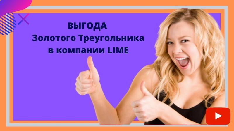 Золотой Треугольник компания LIME Лайм