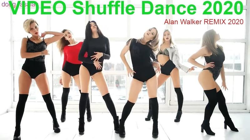 Alan Walker Remix💕 Faded Alone The Spectre 🔥VIDEO Shuffle Dance 2020