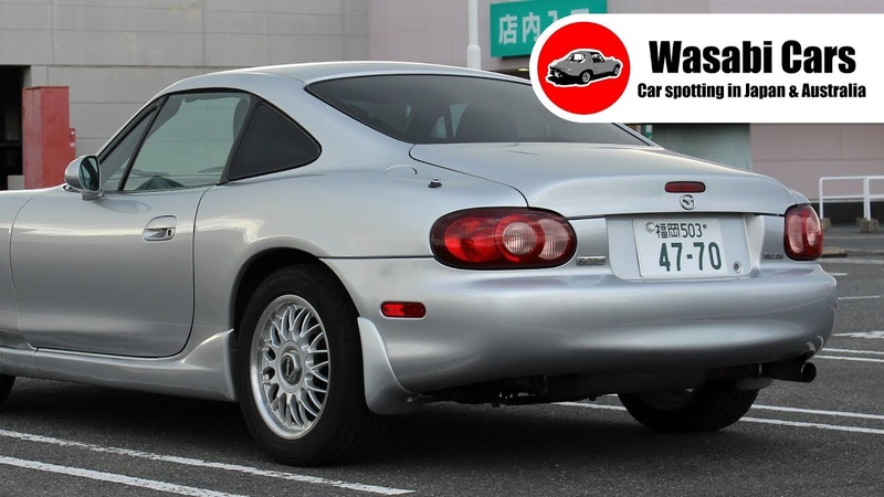 Unicorn JDM Mazda Roadster Coupe - NB6C (MX5, Miata)