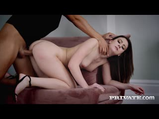 [Private] Alessandra Amore - Anal, Blowjob, Brunette, European, Facial, First Time At Private, Shaved Pussy, Small Tits, Teen