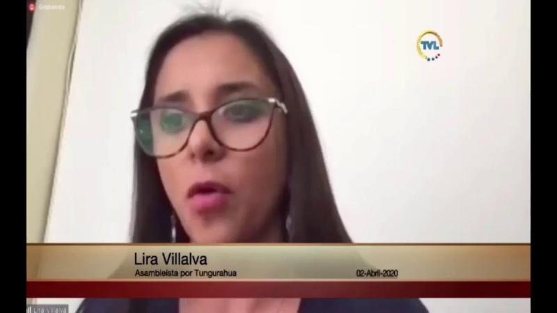 Lira Villalva Denuncia a M Bala Plomo por amenazas al alcalde de Baños