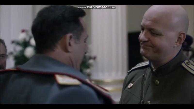 Вход маршала Жукова смерть Сталина
