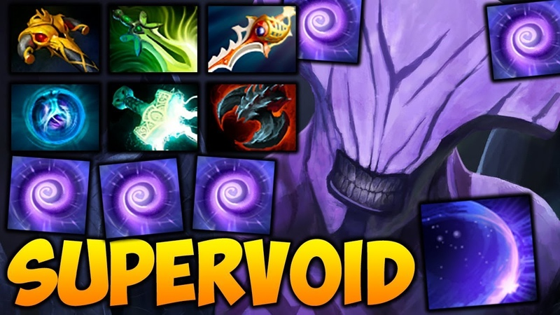 SUPERVOID Top Ladder Dota 2