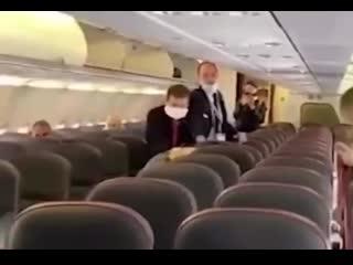Первые полеты