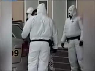 Девушка с коронавирусом сбежала из города