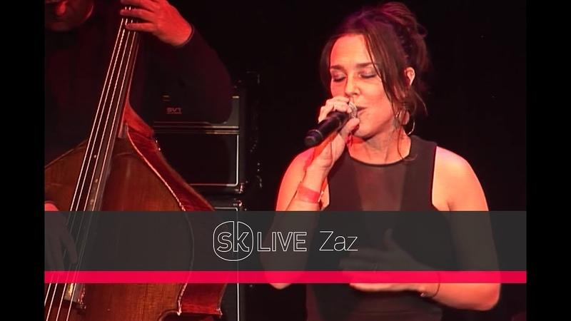 Zaz Qu vendrá Songkick Live