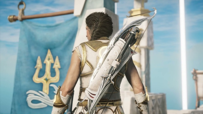 Assassin's Creed Odyssey Атлантида