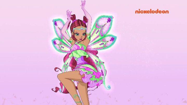 Nickelodeon Asia Winx Club Musim 8 Episod 15 Misi untuk bintang utama Bahasa Indonesia