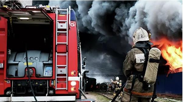 При пожаре в реанимации в московской больнице погиб человек