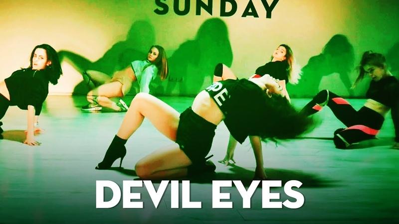 Devil Eyes - Hippie Sabotage / Razzhyvina Anastasia Choreography