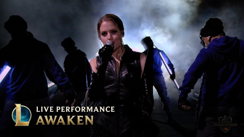 Awaken Opening Ceremony Presented by Mastercard 2019 World Championship Finals
