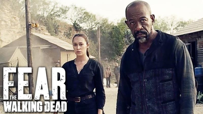 Озвученный трейлер второй половины шестого сезона Бойтесь ходячих мертвецов