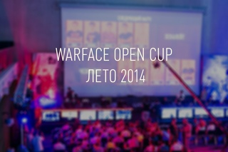 Open Cup: Лето 2014