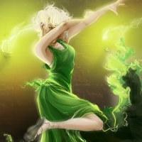 Логотип Фэнтези & Магический Реализм [Лис Арден]