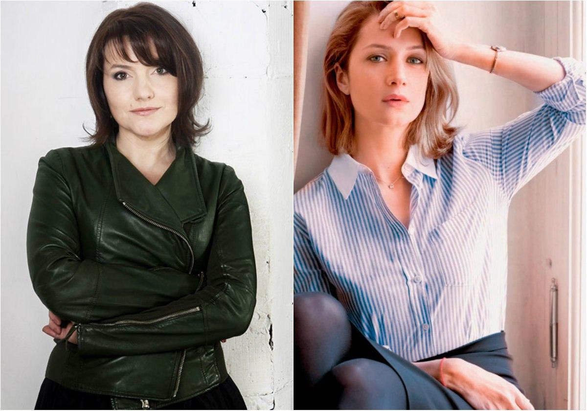 Инга Оболдина и Виктория Исакова в тюрьме увлеклись пением.