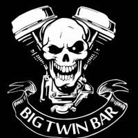 Логотип BIG TWIN BAR / БИГ ТВИН БАР