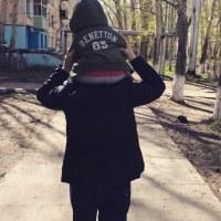 Фотография страницы Данияра Кулдырова ВКонтакте