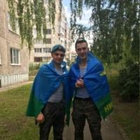 Фотография анкеты Дмитрия Сагдиева ВКонтакте