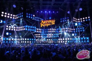 «Легенды Ретро FM 2018» в Москве
